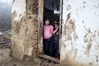Roma Children   by World Bank Photo Collection