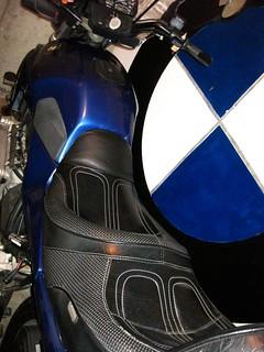 K75 Seat Fix | by sheridesabeemer