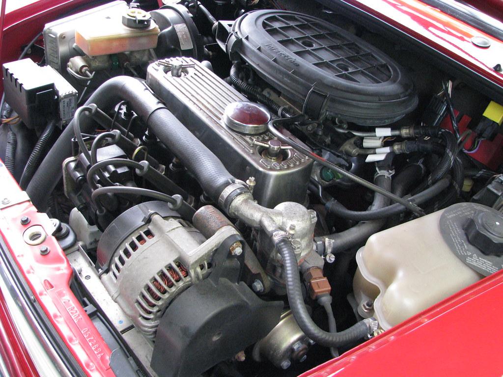 1997 Austin Mini Cooper Engine The Engine Of A 1997 Austin Flickr