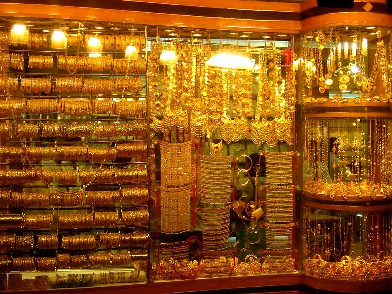14 The gold souk