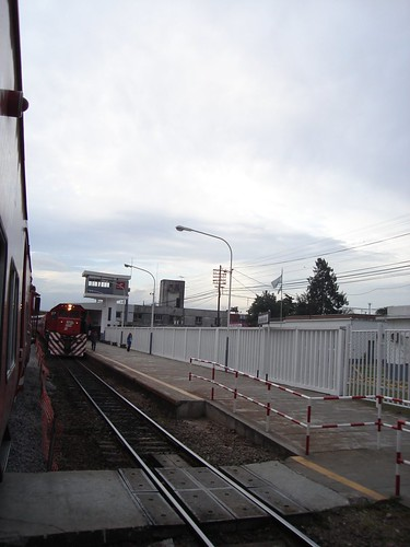 Estación Boulogne sur Mer | by galio