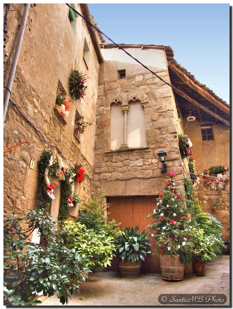 Christmas in jewish quarter / Navidad en el cayo judío by SantiMB.Photos