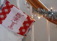 stitchette stocking | by SouleMama