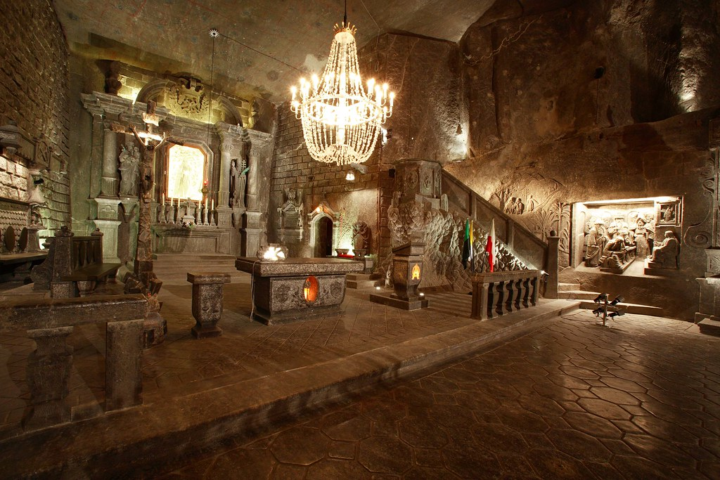 Wieliczka Salt Mine - UNESCO World Heritage Site Sightseeing Tour from Krakow