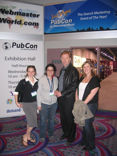 David Caruso from CSI Miami with Laura, Tamar Weinberg, and Jill Sampey | by Tamar Weinberg