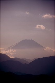 Mount Fuji Above Clouds | by El-Branden Brazil