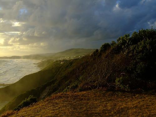 sunset heads knysna westerncape brentononsea westernhead