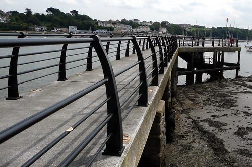 Saltash pier   by Glamhag