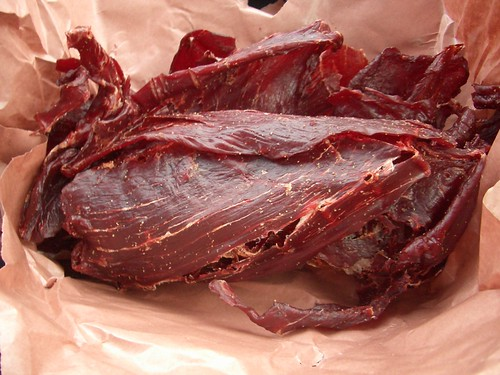 H & M Meats beef jerky | by are you gonna eat that