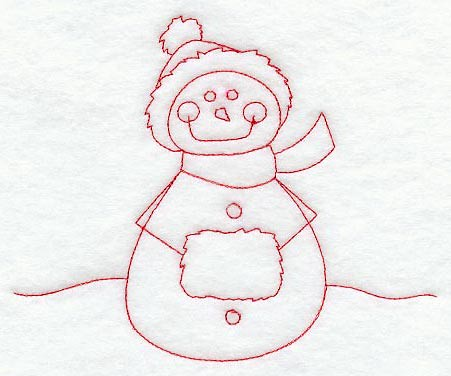Snowman bundled