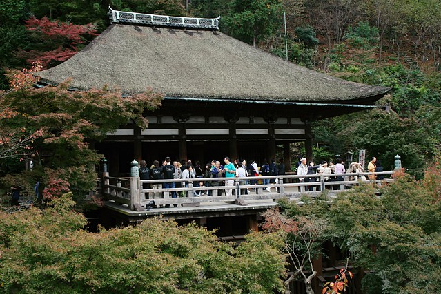 Testing the Kiyomizu-dera