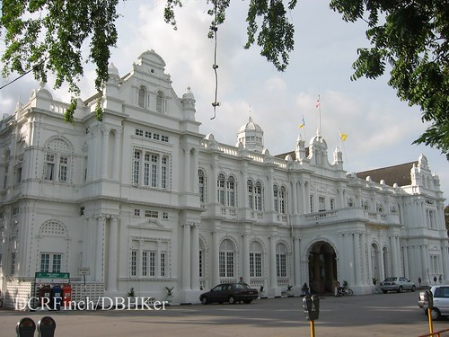 Municipal Office - Penang - 1903 | by DBHKer