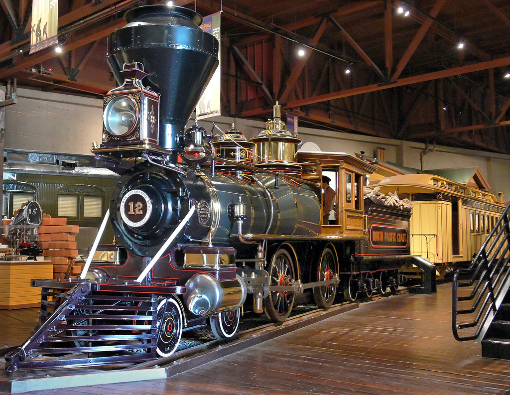 California State Railroad Museum #6