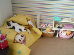kiwi's room 3   by - Annetta -