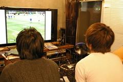 年に一度のガチンコサッカー対決 | by hemiolia