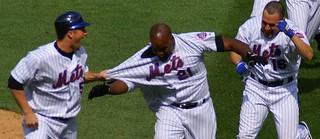 David Wright, Carlos Delgado and Paul Lo Duca | by NJ Baseball