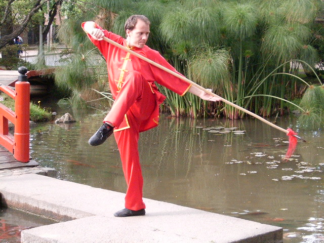 Wushu spear | Wushu Planet | Flickr