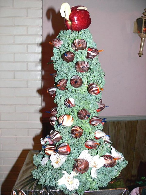 Dipped Strawberry Tree