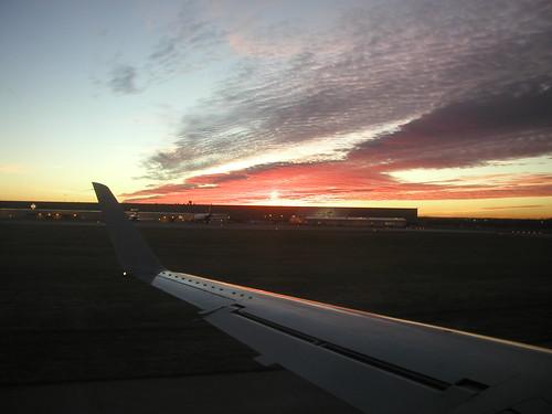 oklahoma sunrise airport spirit tulsa aerosystems spiritaerosystems