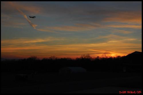 sunset plane nc newbie wilkesboro wilkes d40 northwilkes