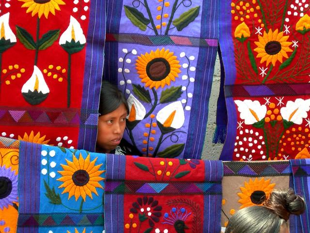 Artisanat, San Juan Chamula, Chiapas