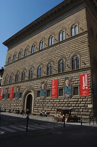 Firenze, Palazzo Strozzi