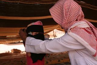 Making of an Arab Woman