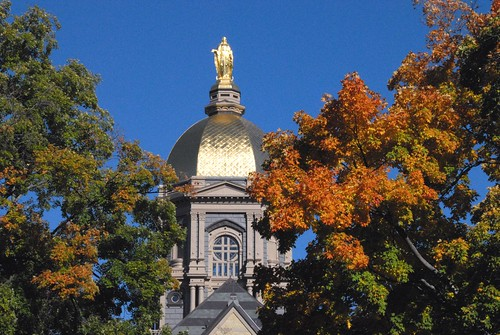 Golden Dome, University of Notre Dame DDZ_0025 | by NDomer73