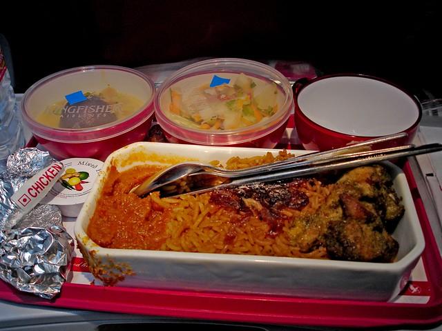 Dinner on Kingfisher IT2414