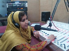 Pakistan's Pioneering Women Journalists: Freshta Shikhany | by Internews Network