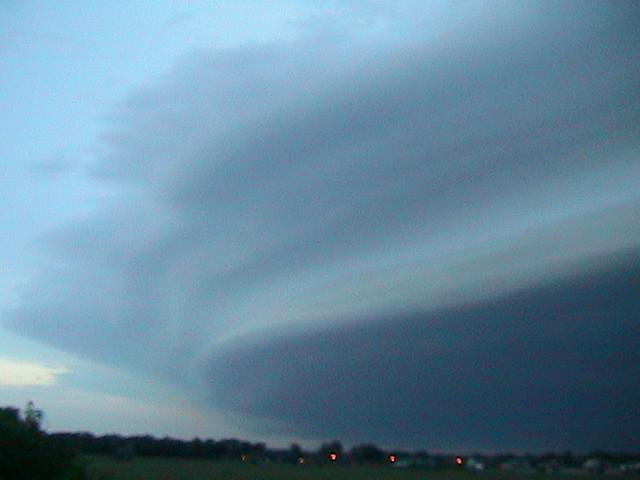 061103 - Nebraska Supercell with Shelf