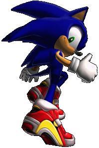 Sonic The Hedgehog Sonic Adventure 2 Battle Beckysonicfan Flickr