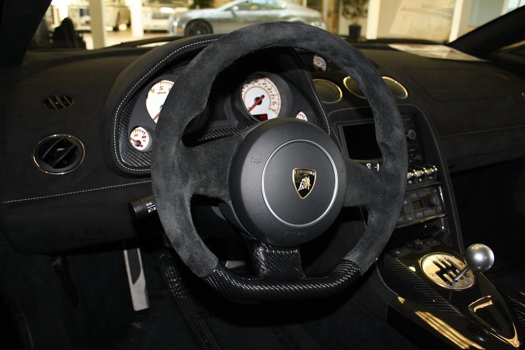 Lamborghini Gallardo Lp570 4 Superleggera Interior Flickr