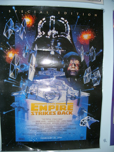 Empire Strikes Back | by nickstone333
