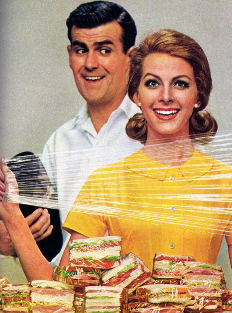 1950s - 1970s Advertising