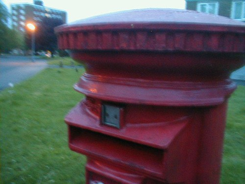 Dawn mailbox | by tophrrrr