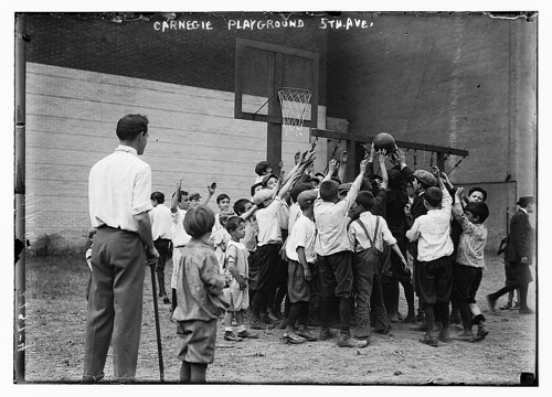 Carnegie playground 5th Ave. N.Y.C.  (LOC)   by The Library of Congress
