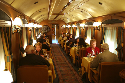 El Transcantabrico luxury train from the Luxury Train Club | by Luxury Train Club