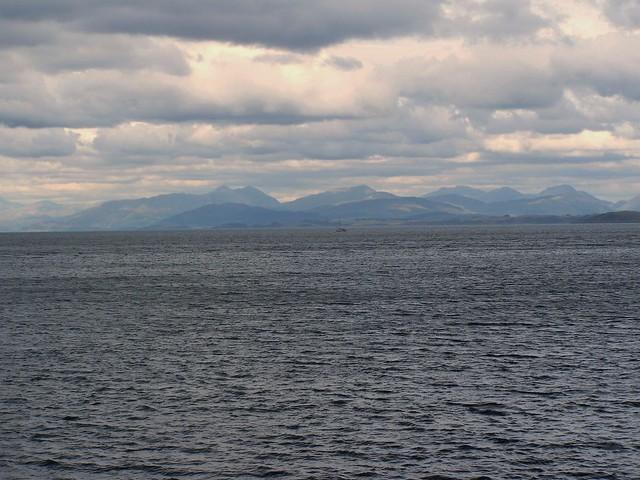 Isle of Mull, Scotland -  August 2008