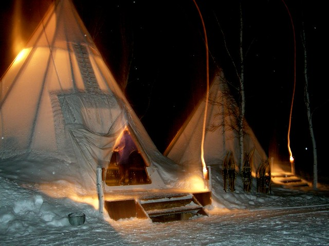 Aurora Village, Yellowknife,TNO