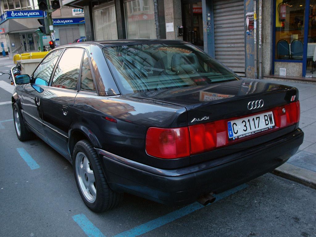 Kelebihan Audi 100 S4 Spesifikasi