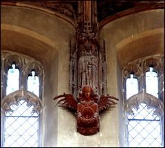 St Bartholomew and angel
