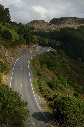 Silnice k Sign of Kiwi
