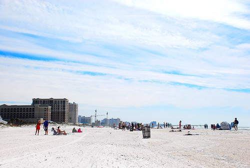 "Clearwater Beach was recently rated in the TOP ""5"" best beaches in the state of Florida"