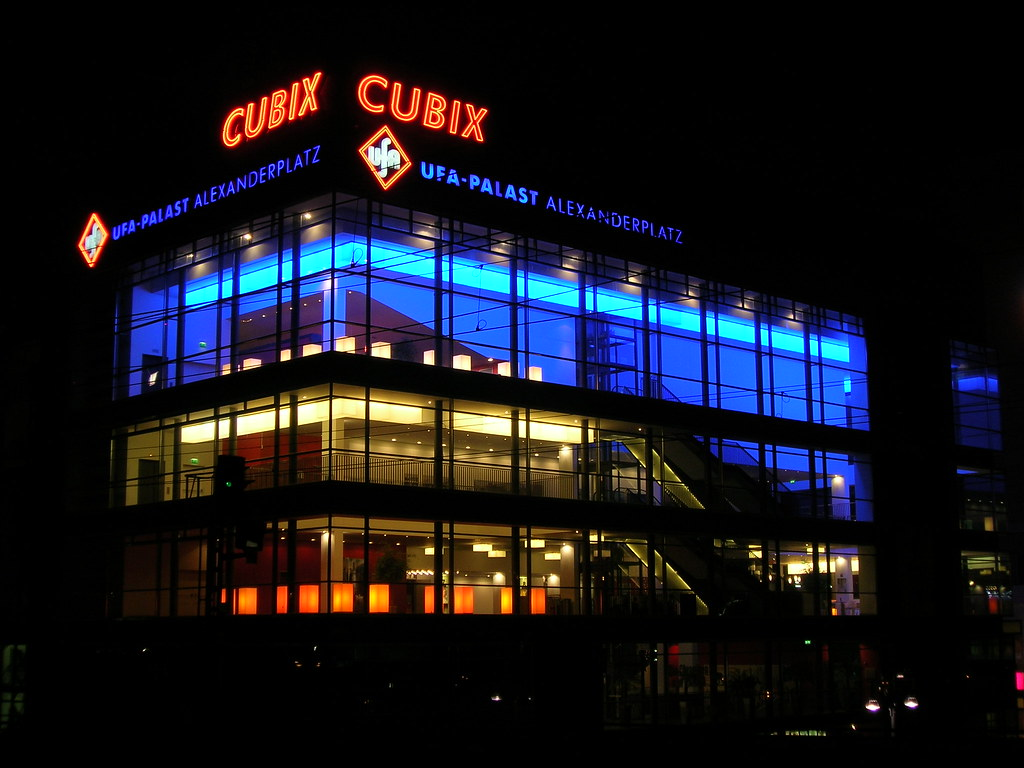 Cubix Alex Kinoprogramm
