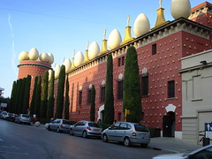 Salvador Dali Museum at Figueres   by * Jerry *