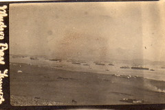 Ships standing in Mudros Bay, Lemnos 1915 | by thompsoe
