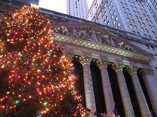 Christmas at the New York Stock Exchange   by epicharmus