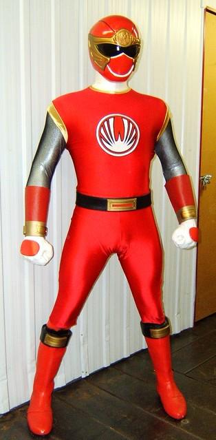 Power Rangers Ninja Storm 6' Red Ranger | ThePowerDome | Flickr