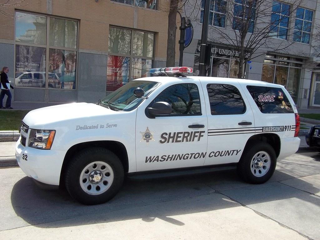 Ashington County Sheriffs Departm - Keshowazo